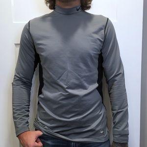 Nike Pro Combat Hyperwarm Dri-Fit Max Mock Neck